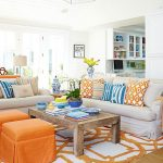 Design your living room color scheme with an attractive and eye catching patterns