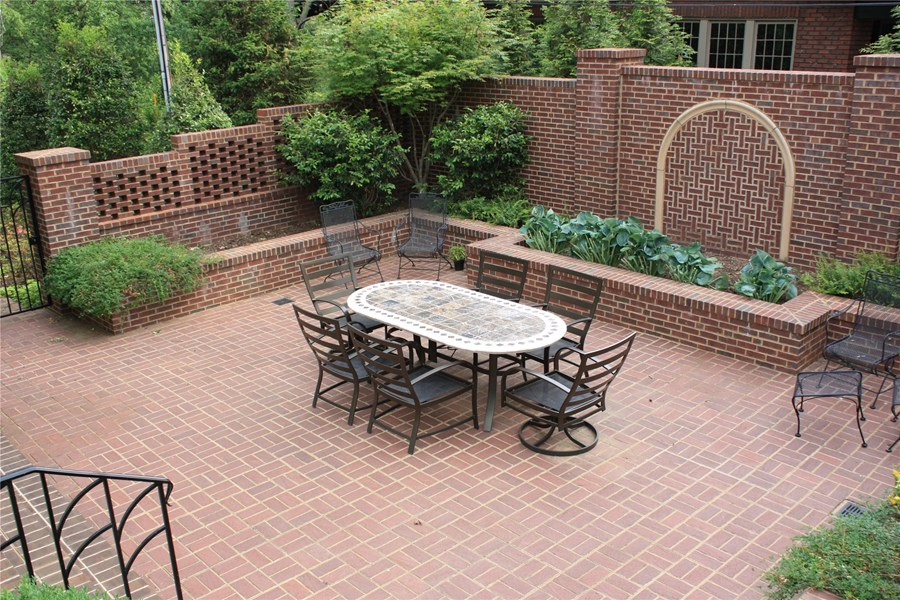 Cool The Penland Studio Knoxville, TN brick patio designs