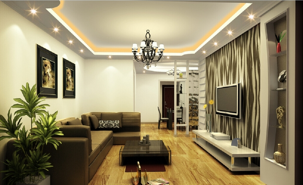 Stunning Best 3d ceiling living room living room ceiling lights egitimdeavustralya 3 ceiling lights for living room
