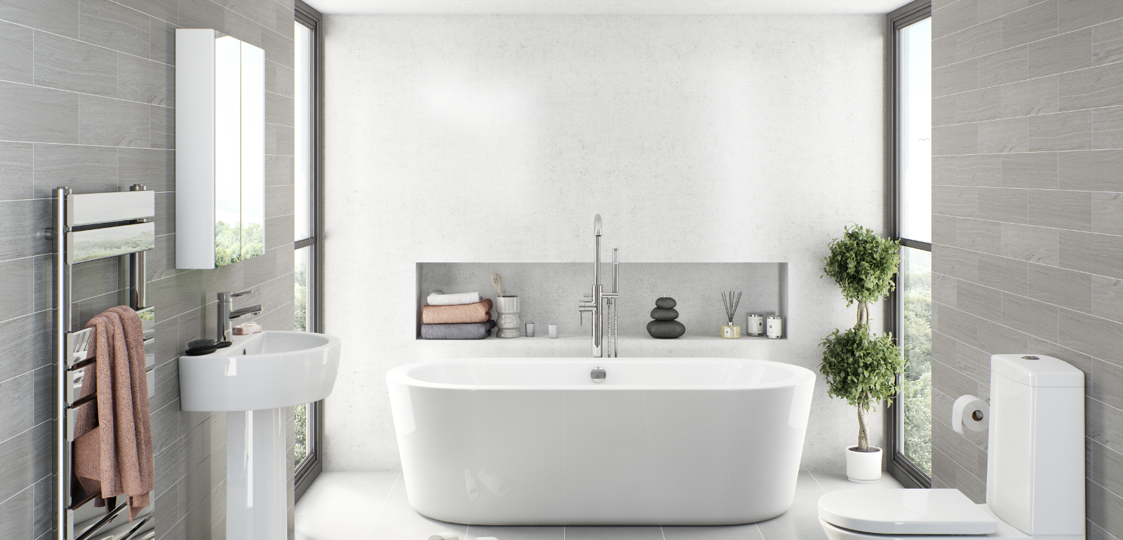 Chic How much should you pay to have a bathroom fitted? cheap fitted bathrooms