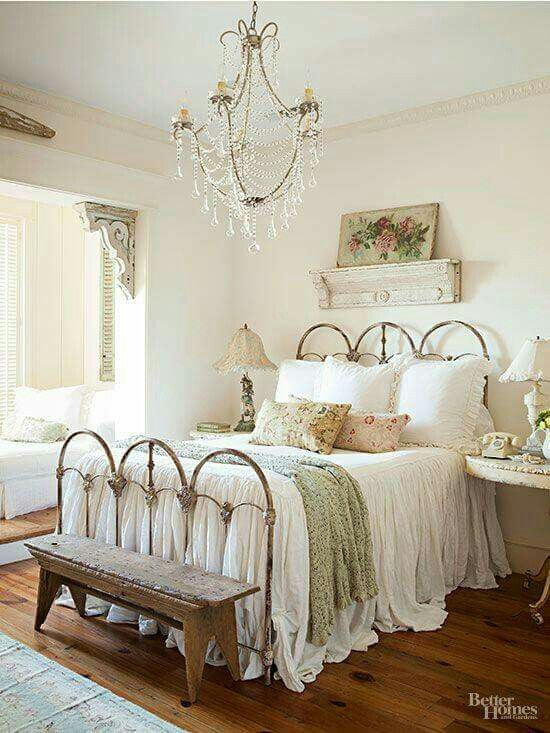 Chic 30+ Cool Shabby Chic Bedroom Decorating Ideas shabby chic master bedroom