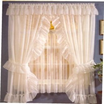 Chic 70 things from the u002770s priscilla curtains criss cross
