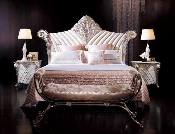 Chic Approaching a reliable company engaged in manufacturing bedroom furniture  is a must. classic italian bedroom furniture