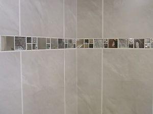 Chic Bathroom Tile Borders border tiles for bathrooms
