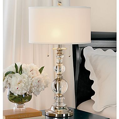 Chic Bedside table lamps. nightstand lamps for bedroom