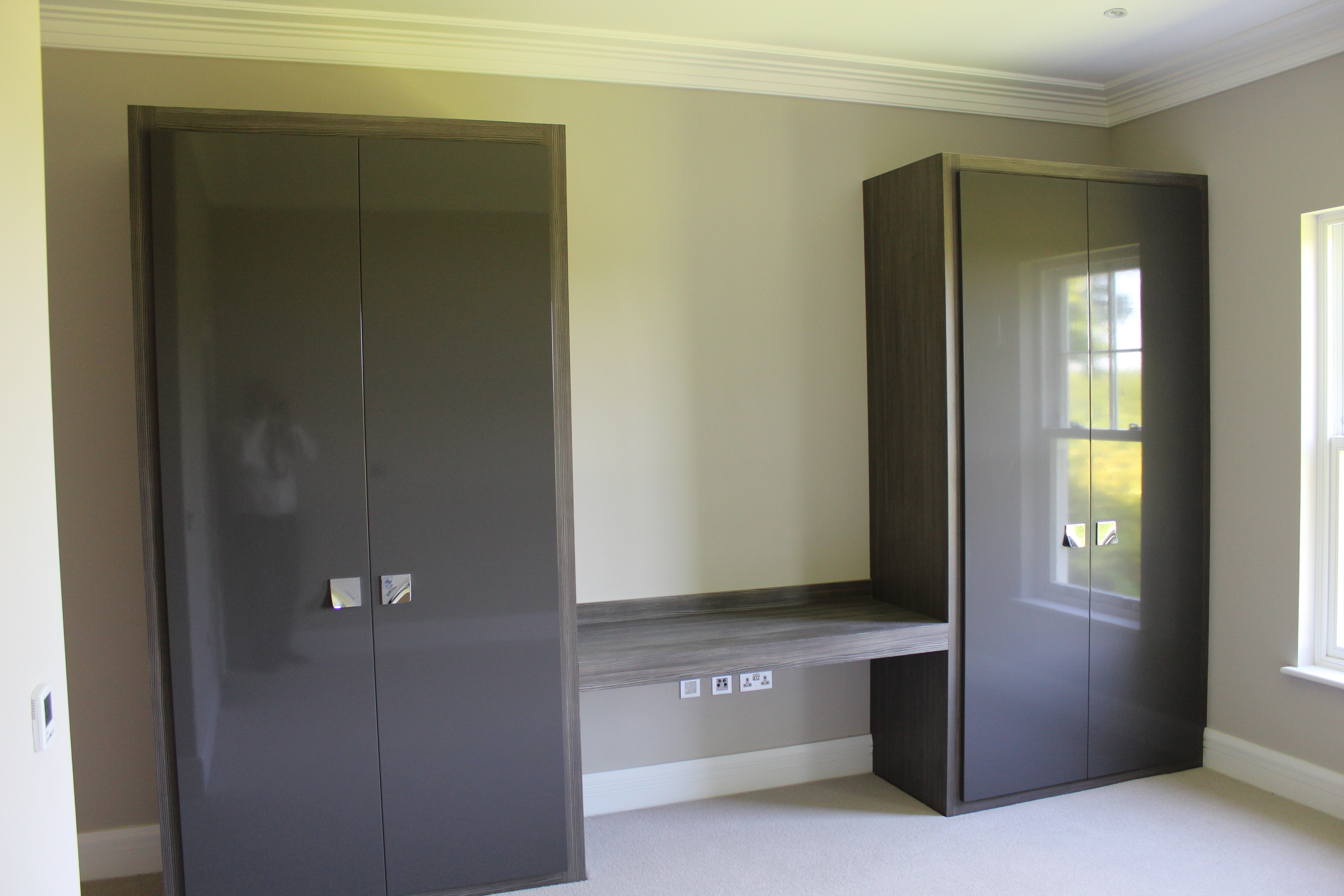 Chic Bespoke Fitted Furniture And Custom Built Furniture Bedrooms Timbercraft  Fitted Kitchens Bathrooms bespoke fitted bedroom furniture