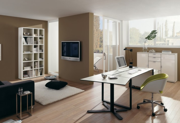 Chic Contemporary Home Office Chairs contemporary home office furniture