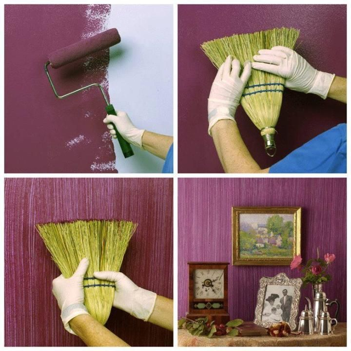 Chic Crafty finds for your inspiration! No. 4 interior wall paint design ideas