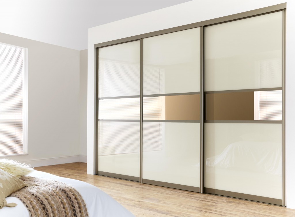 Bring the perfect style to your room by using sliding wardrobes