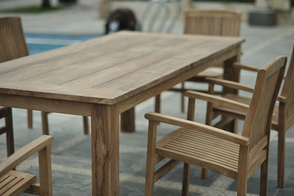 Chic Garden Furniture In Uk Furniture reclaimed teak garden furniture