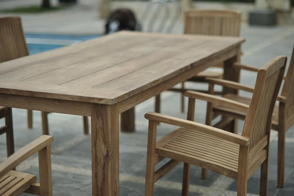 Chic Garden Furniture In Uk Furniture reclaimed teak garden furniture