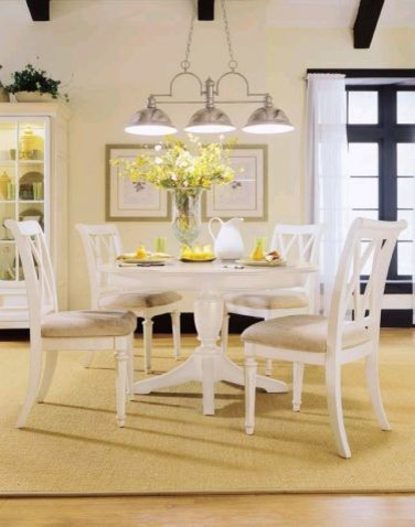 Chic Ikea Kitchen Tables Chairs Uk Sarkem white round dining table set