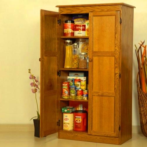 Chic Kitchen Storage Cabinets Free Standing Home Interior Design kitchen storage cabinets free standing