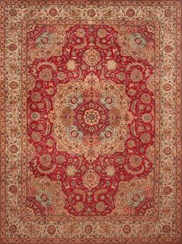 Chic ~*KK*~ Red Persian Rug red persian rug