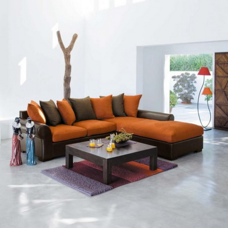 Chic living room small living room furniture sets corner sofa set small sofas for living room