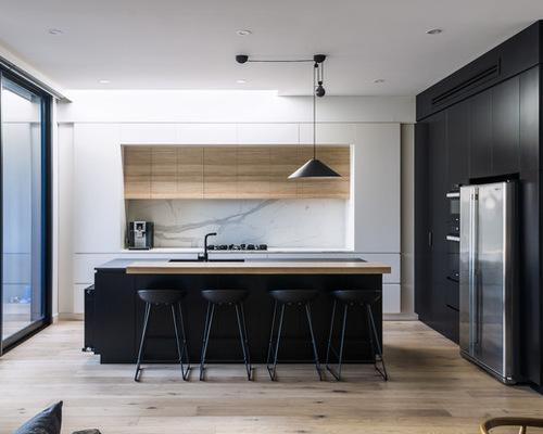 Chic SaveEmail. Vos Architecture u0026 Design modern kitchen design ideas