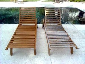 Chic Teak Furniture Refinish Source: MarineSupply.com staining teak outdoor furniture