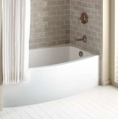 Compact 25+ best ideas about Small Bathroom Bathtub on Pinterest | Bathtub shower baths for small bathrooms