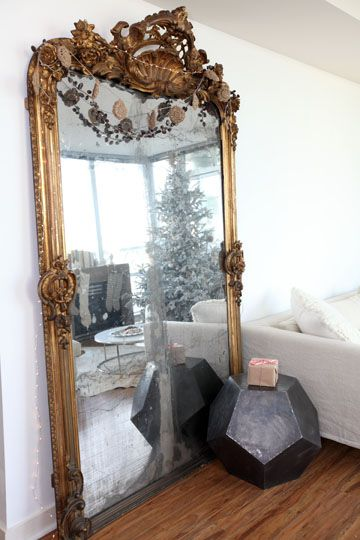 Compact 40 Magnificent Interior Designs with Big, Big Mirrors floor mirrors for bedroom