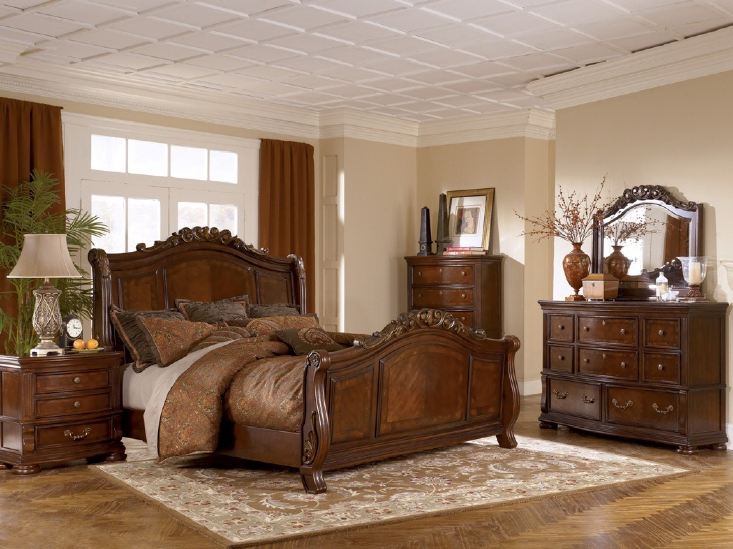 Compact Bedroom Furniture Sets King Size BedRaya Furniture king size bedroom furniture sets