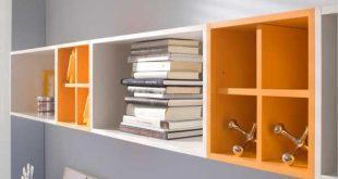 Compact Beehive Shaped Wall Storage Shelf | geek bedroom | Pinterest | Storage wall storage shelves