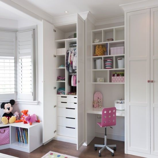 Compact Dressing Table Mirrors - Our Pick of the Best. Desk StorageStorage  IdeasSmall childrens fitted bedroom furniture