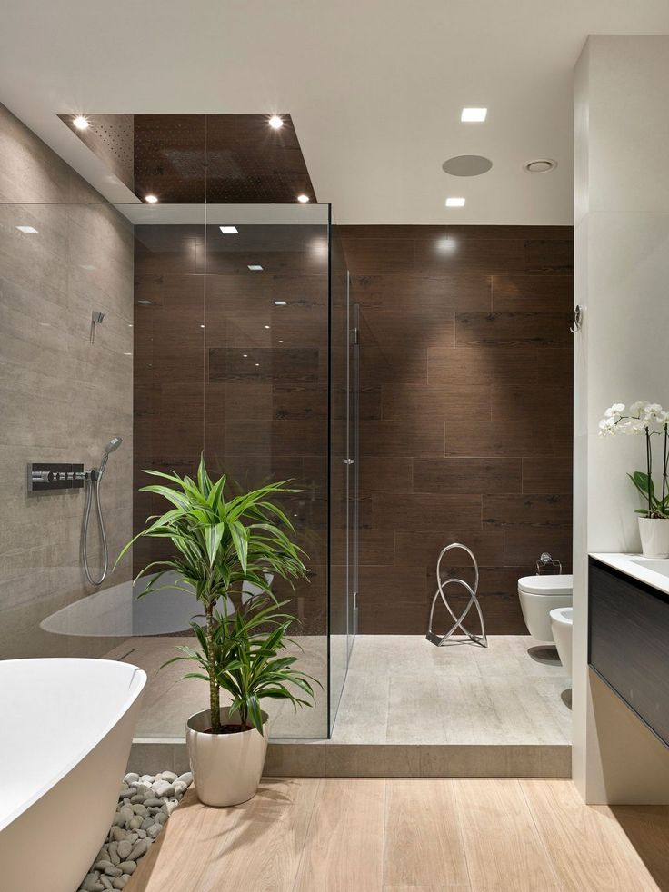 Compact Modern Bathroom Design By Architect Alexander Fedorov modern bathroom design