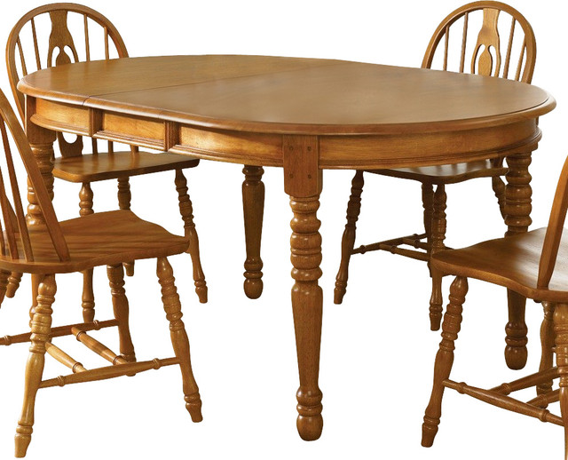 Compact Wood Oval Dining Table Elegant And Beautiful wood oval dining table