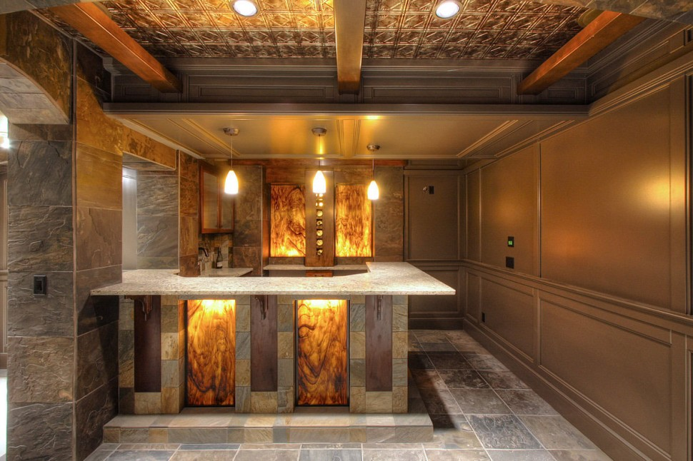 Contemporary 30 Basement Remodeling Ideas + Inspiration basement remodeling ideas