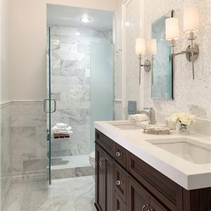 Contemporary Contemporary (Modern, Retro) Bathroom by Scott Hirshson. Classic  Contemporary Bathroom classic contemporary bathrooms