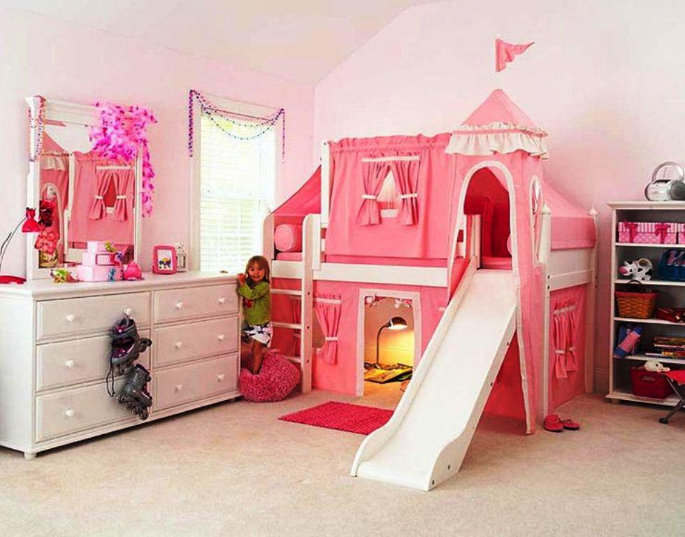 Contemporary Image of: Princess Castle Bedroom Set princess castle bedroom set