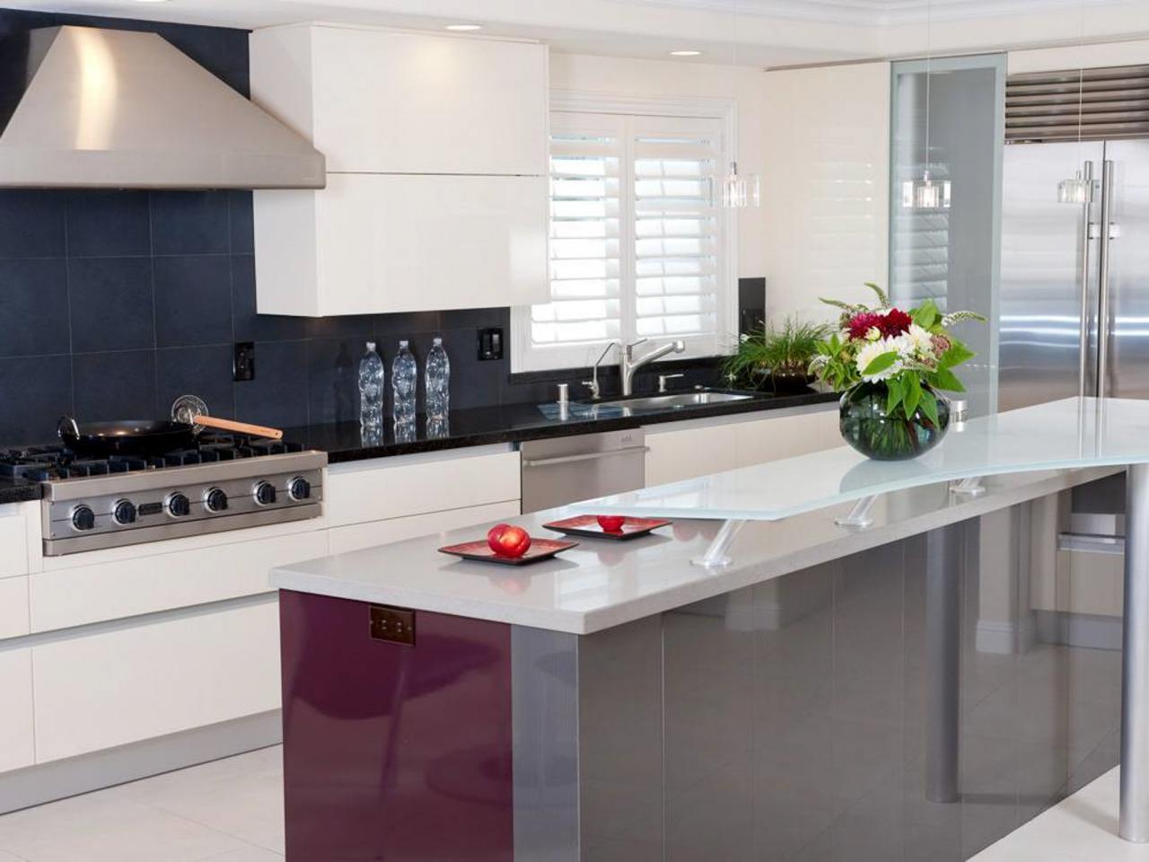 Contemporary Modern Kitchen Design modern kitchen design ideas