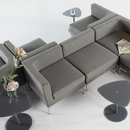 Cool Modular Lobby Seating contemporary office furniture
