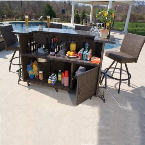 Contemporary outdoor bar sets clearance outdoor bar sets clearance
