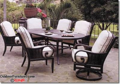 Contemporary Outdoor Patio Furniture Clearance