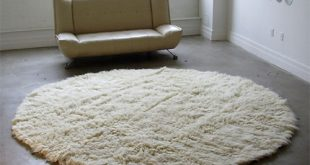 Contemporary round wool rugs of living room rugs trend runner rug round shag rug