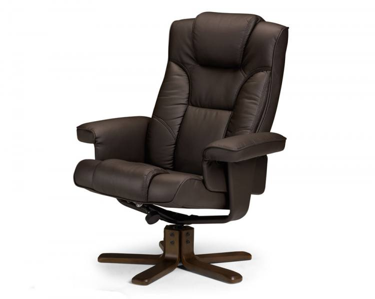 Contemporary swivel recliner swivel recliner armchair