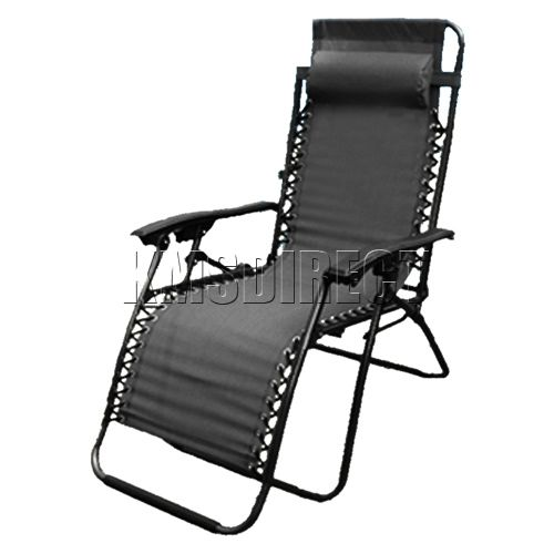 Contemporary Textoline Zero Gravity Garden Reclining Recliner Relaxer Lounger Lounge  Chair. Enlarge Image garden lounger chairs