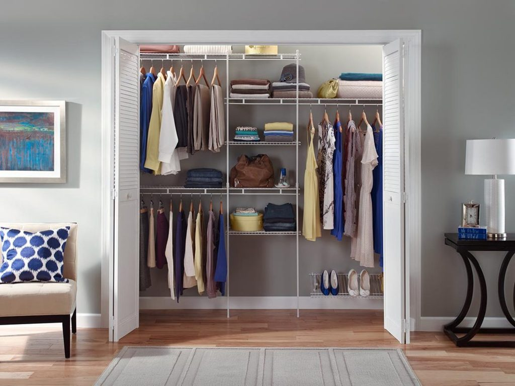 City life and wardrobe solutions