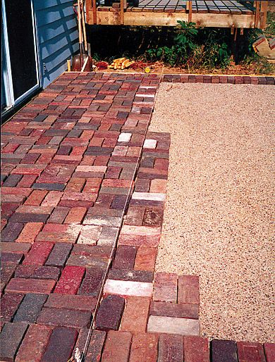Cool 25+ best ideas about Brick Patios on Pinterest | Paver patterns, Brick brick patio designs