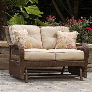 Cool Agio Pinehurst Loveseat Glider patio glider loveseat