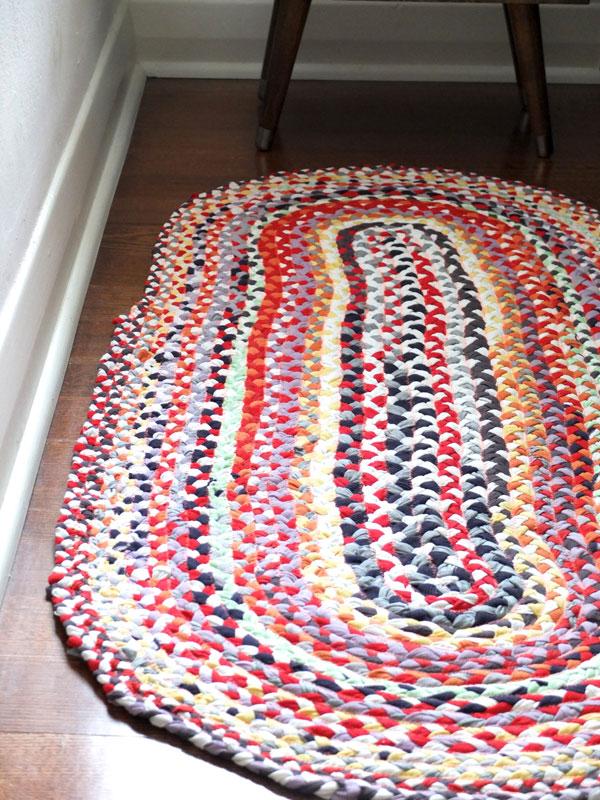 Cool braided rug tutorial www.mypoppet.com.au diy braided rug