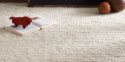 Cool Chunky Braided Wool Collection by. Ben Soleimani chunky braided wool rug