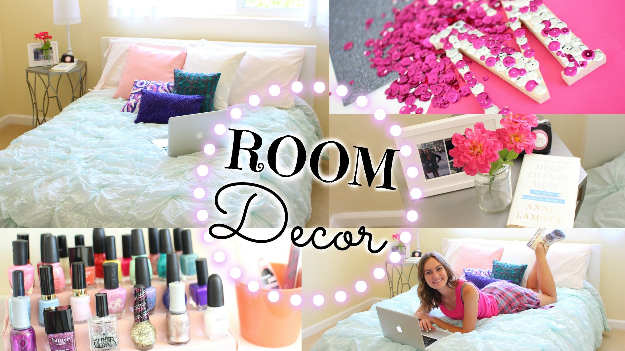 Cool Easy DIY Ways to Re-Decorate Your Room! - YouTube good ideas for decorating your room