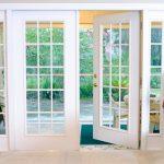 Benefit of having sliding patio doors