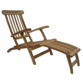Cool Garden Furniture Teak Steamer Lady Emily Reclining Garden Chair . wooden reclining garden chairs