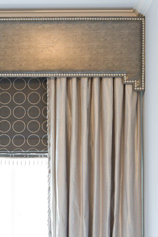 Cool How to DIY a Pelmet or Box Valance. curtain pelmets and valances
