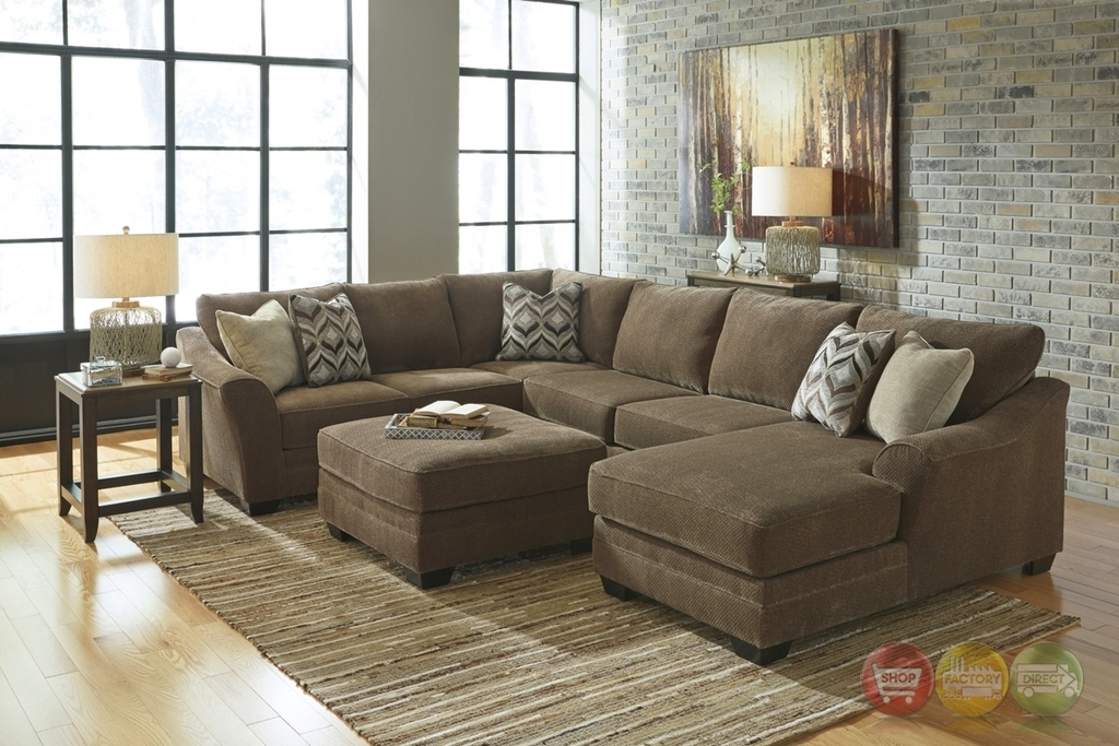Cool Justyna Teak Deluxe Sectional Sofa u shaped sectional sofa