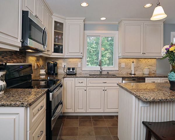 Cool ... Kitchen Cabinets Ideas most popular color for kitchen cabinets : What most popular colors for kitchens
