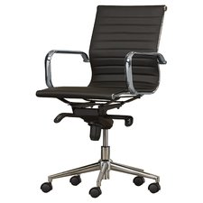 Cool Office Chairs Youu0027ll Love | Wayfair modern desk chair
